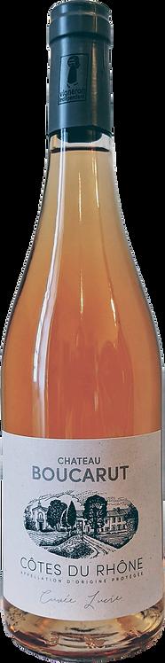 Côtes du Rhône Rosé BOUCARUT 75cl