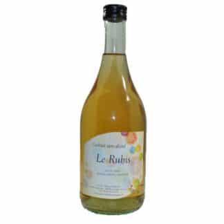 Cocktail sans alcool Le Rubis 75cl