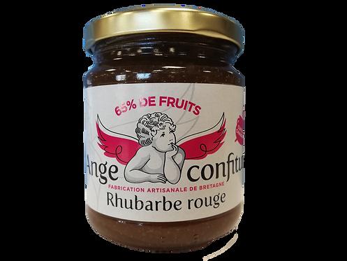 Confiture Rhubarbe rouge 250Gr