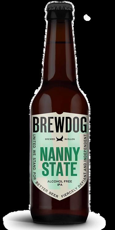 BREWDOG Nanny State 0.5° 33cl