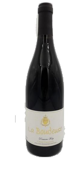 """Côtes Catalanes """"La Boudeuse"""" Domaine RETY 2018  75Cl"""