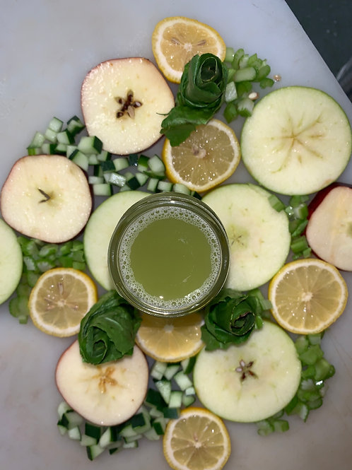REAL Green Juice