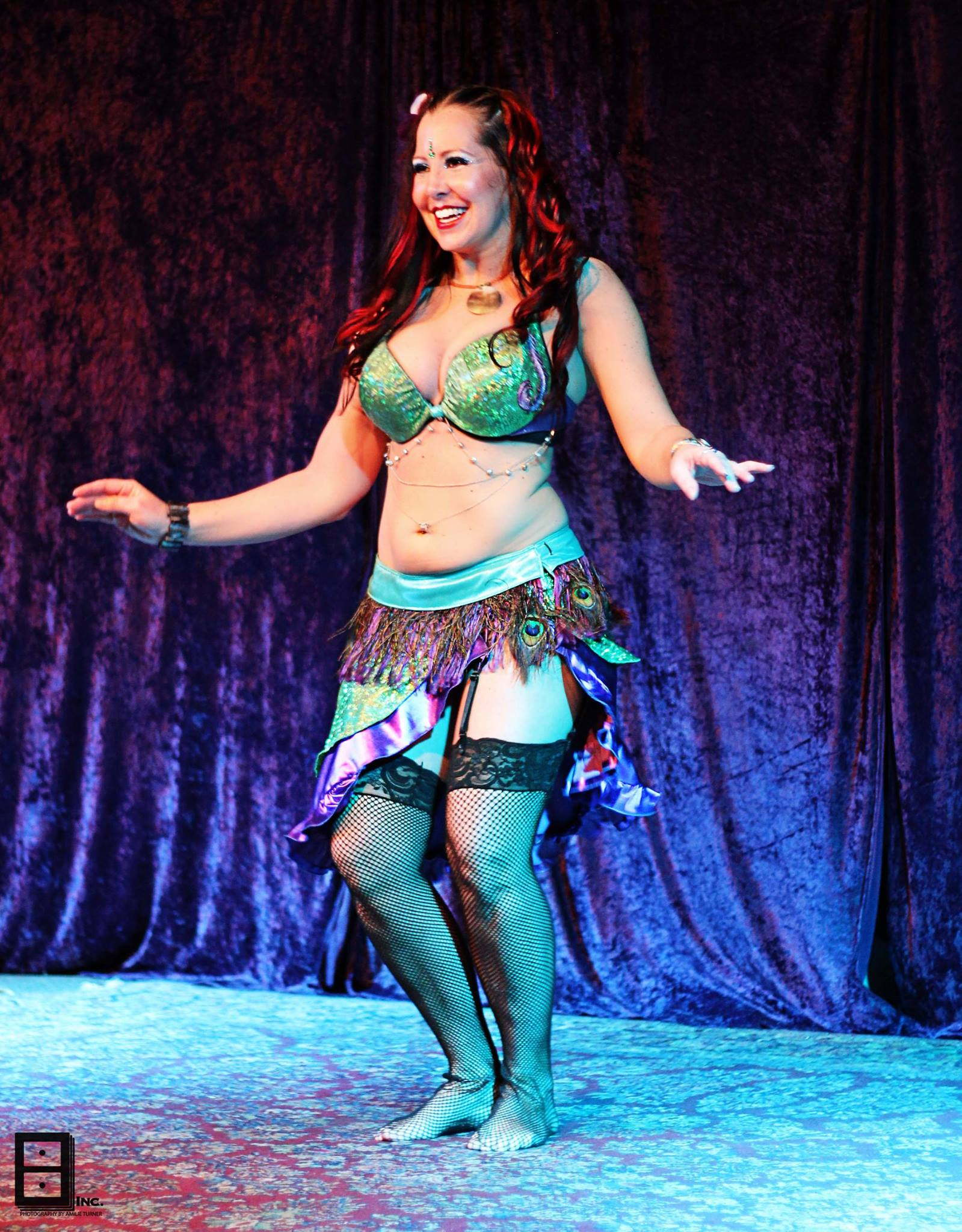 Burlesque Hip Hop Circus Belly Dance