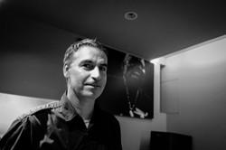Darren Moore at Sweet Rain jazz club, Nakano, Tokyo 2016