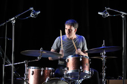Darren Moore performing at CHOPPA, Singapore 2015