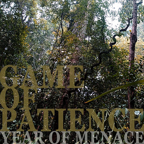Game of Patience 'Year of  Menace'