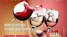 6 et 7 avril 2019 Salon du Vin et de la Gourmandise