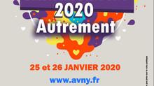 25 et 26 janvier 2020 Salon du bien-être 2020 Autrement