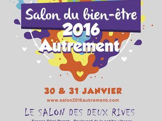 30 et 31/01/2016 Salon du bien-être 2016 Aurement à Triel-sur-Seine