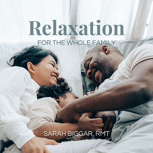 Relaxation For The Whole Family