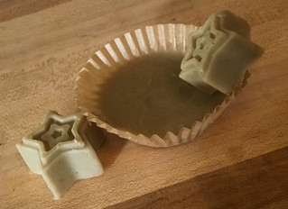 Sunflower butter cups