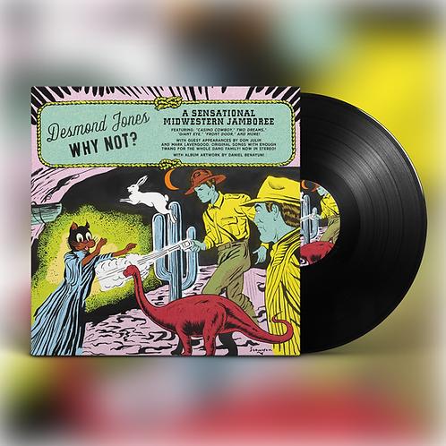 Why Not? Vinyl (PRE-SALE)