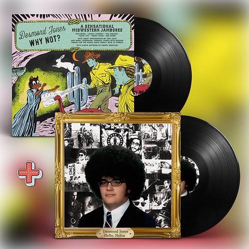 Hello Helou Vinyl + Why Not? Vinyl