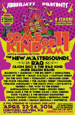 Some Kind of Jam 11 2016