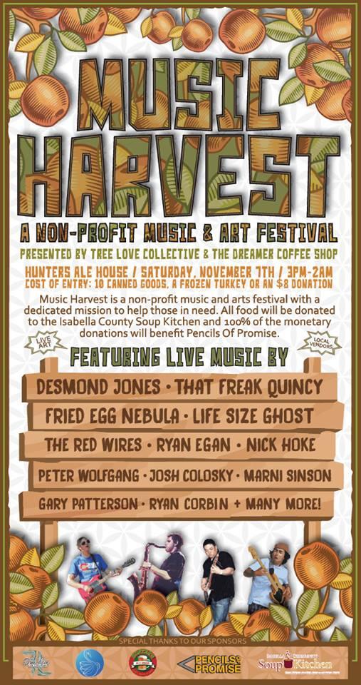 Music Harvest 2015