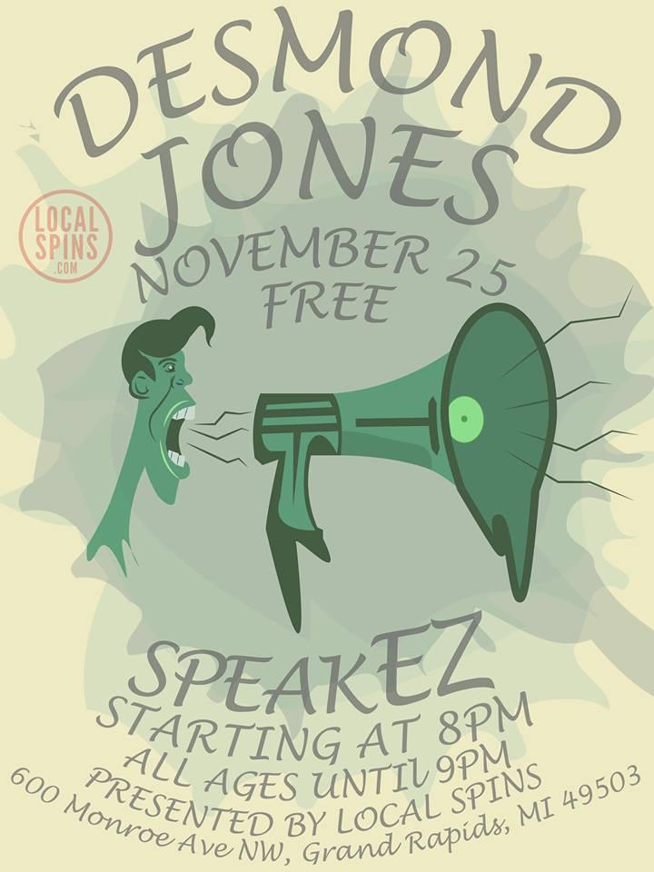 SpeakEZ Lounge 11/25/16