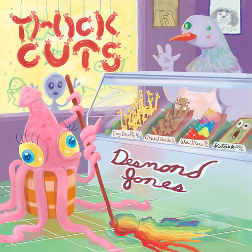 """Thick Cuts"" CD"