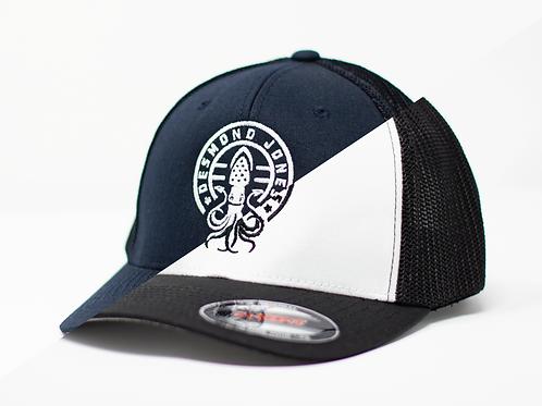 DJ Logo Flex Fit Trucker Hat