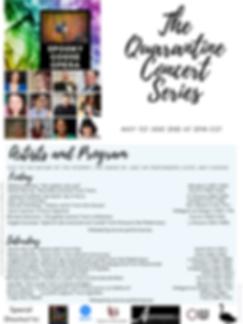 Copy of The Quarantine Concert Series (1