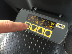 M350S in-cab display