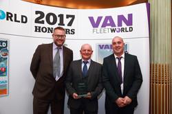 VWS win Fleet World Honour