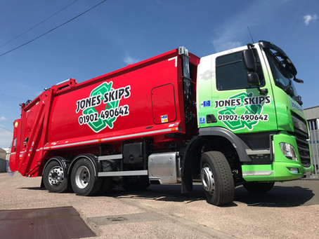 Bin Weighing Improves Profitability Of West Midlands' Largest Independent Recycling Company