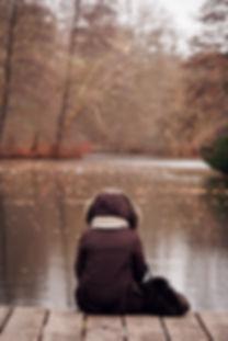 woman discerning vocation