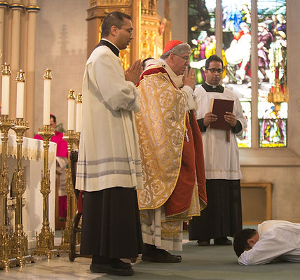 Archdiocese of Toronto priesthood ordination