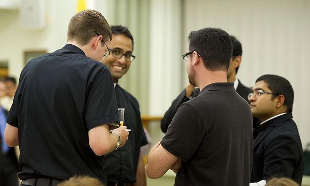 happy young priests Toronto