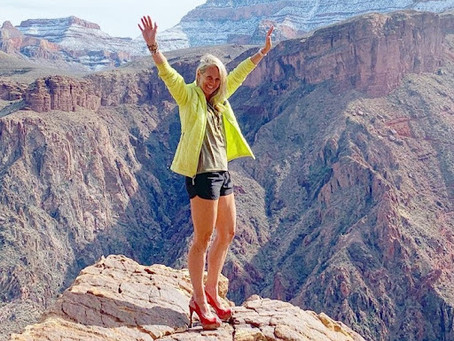 Brands Doing It Right: Sara Schulting-Kranz - Professional Coach, Wilderness Guide, Author