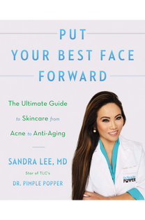 by Sandra Lee, M.D.  This California dermatologist, internet sensation, and reality TV star discusses skin care, including prevention, in her first book and a national bestseller (HarperCollins, Spring 2018).