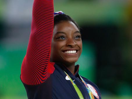 A Sports Brand Doing It Right: Simone Biles