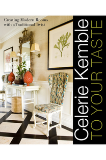 by Celerie Kemble with Karen Kelly.  A guide to decorating based on the New York and Palm Beach designer's sensibilities (Clarkson Potter, Fall 2008). Manuscript only.