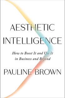 by Pauline Brown. The former chairman of Chairman of North America for LVMH Moët Hennessy Louis Vuitton book is based on the popular Harvard University class about the importance of aesthetics in selling consumer goods and services (HarperCollins, Fall, 2019 in a six-figure pre-empt).