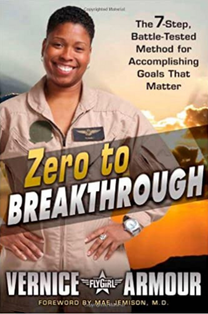 by Vernice Armour. Vernice was the first African American woman on the Nashville Police Department's motorcycle squad.  After accomplishing her dream of becoming a police officer, at age 24 she became an Officer in the Marine Corps and a combat pilot, recognized as America's First African American Female Combat pilot by the Department of Defense. Sold to Viking Penguin in a pre-emptive six-figure bid. (Portfolio, Fall 2011)