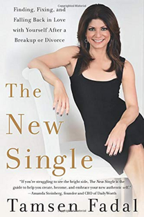 In The New Single, TV personality and bestselling author Tamsen Fadal shares a proven plan to surviving a divorce or break-up, and starting your next chapter, today.