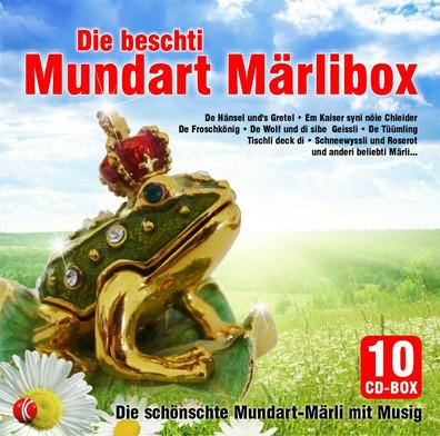 CD Mundart Märli Box