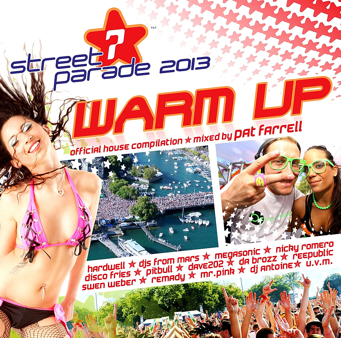 CD Street Parade - warm up 2013