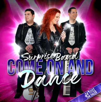 CD Surprise Band Come on and dance