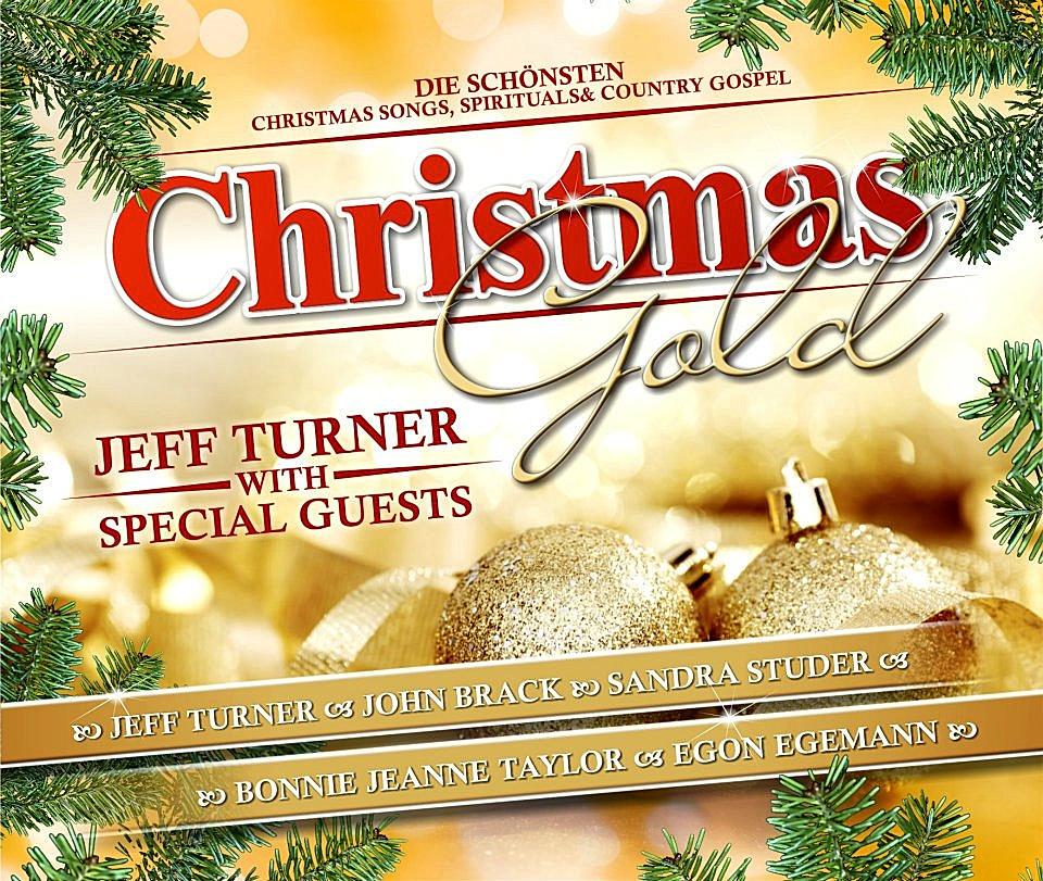 CD Christmas Gold