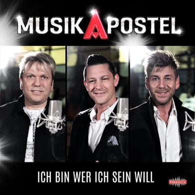 CD Musik Apostel - Ich bin wer ich sein