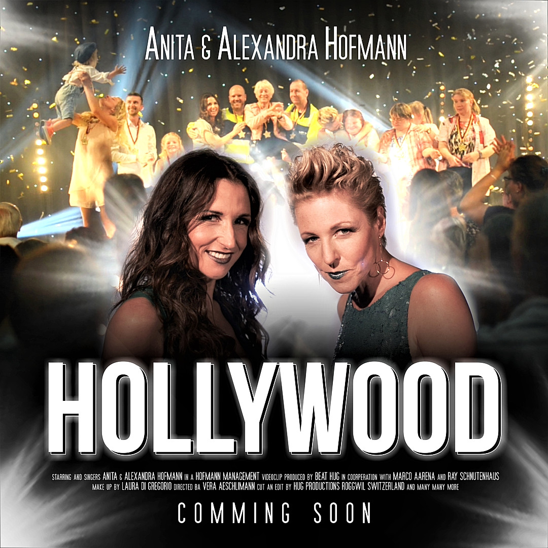 CD Anita & Alexandra Hofman Single Holly