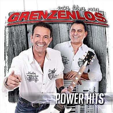 CD Grenzenlos - Power Hits