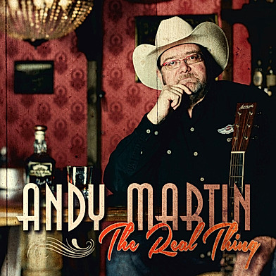 CD Andy Martin The Real Thing