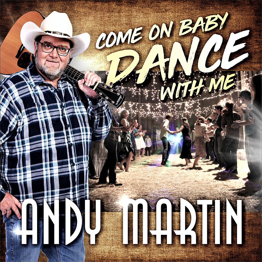 CD Andy Martin Dance with me
