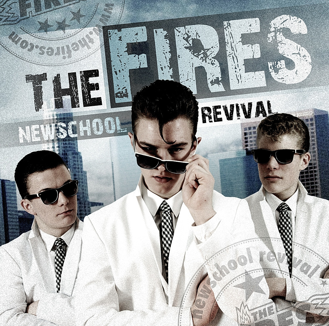 CD The Fires _New school_