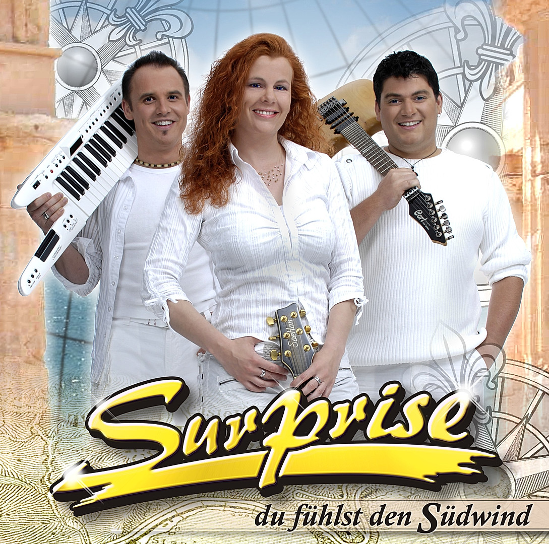 CD Surprise Band _du fühlst den Südwind_