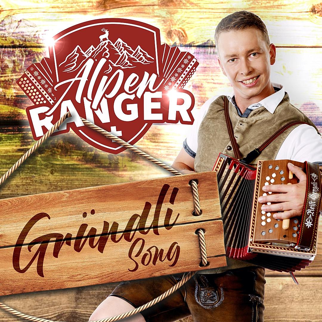 CD Alpen Ranger Gründli Song