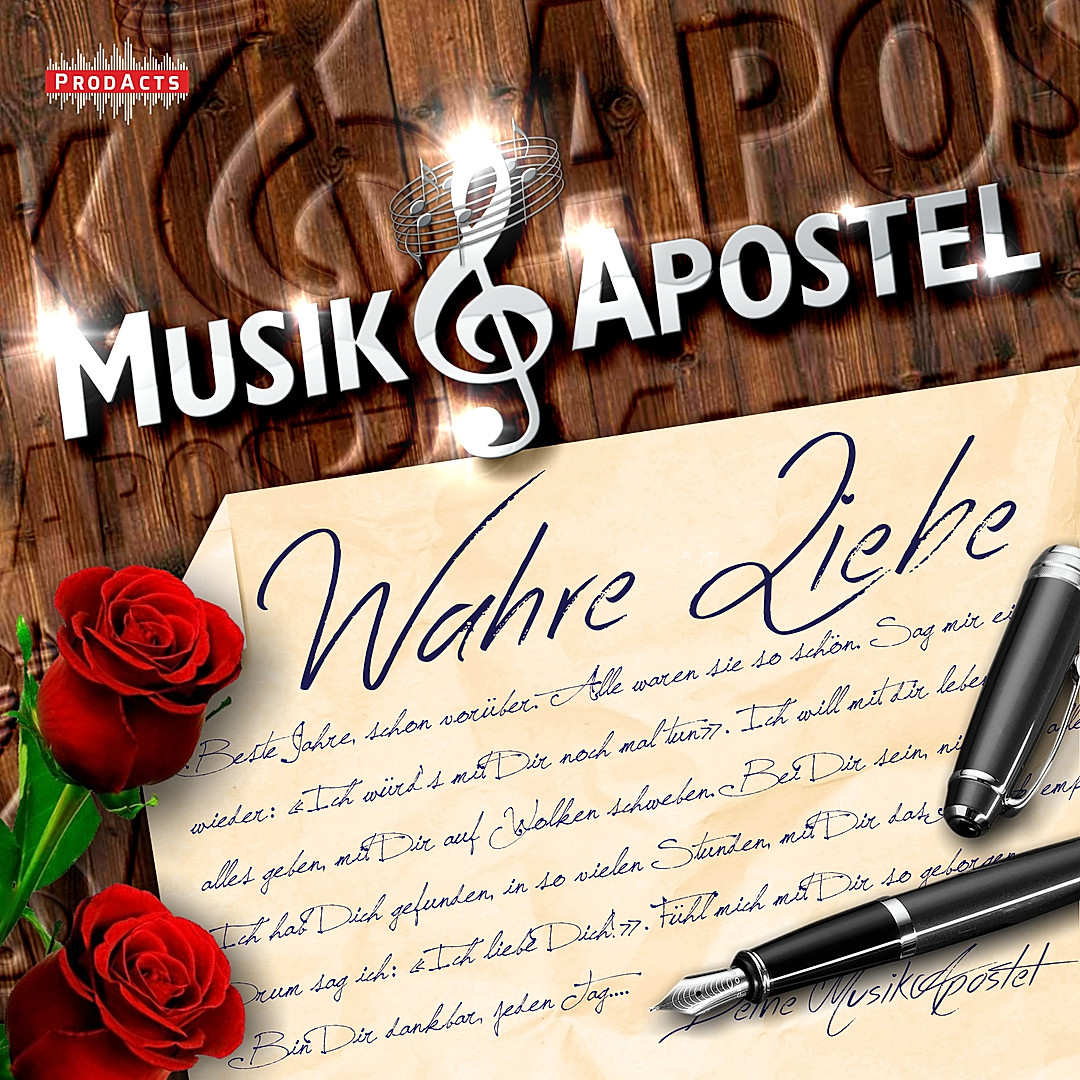 CD Musik Apostel - Wahre Liebe