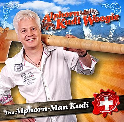 CD Alphornman Kudi Alphorn Kudi Woogie